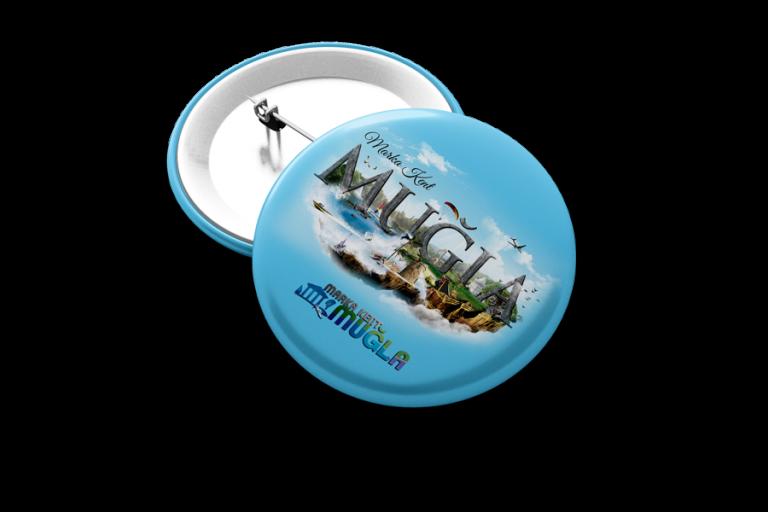 Badge Button