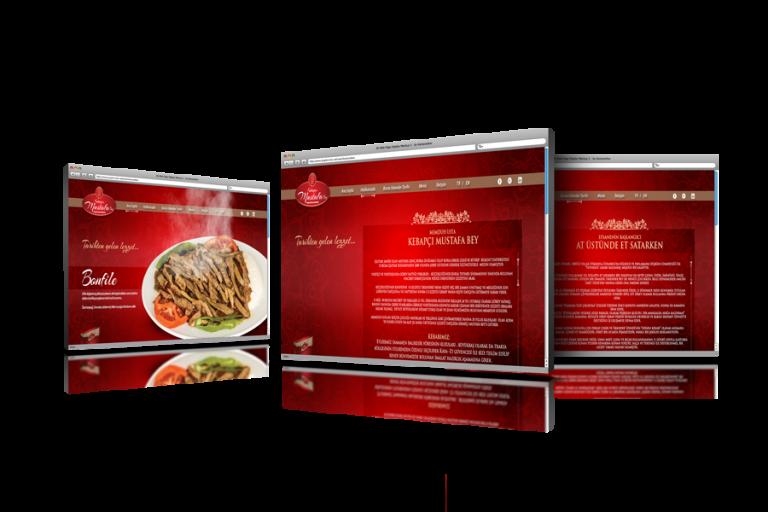 Web Sitesi Tasarımı